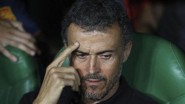 Ισπανία: Χωρίς τον Λουίς Ενρίκε στον πάγκο της κόντρα στην Μάλτα