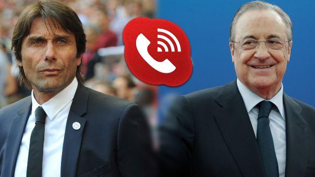 Ρεάλ Μαδρίτης: Τηλεφωνική επικοινωνία Κόντε-Περέθ για τον πάγκο της