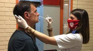 Ολυμπιακός: Σε ρυθμούς προετοιμασίας με τεστ για τον κορονοϊό