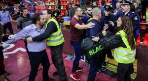 Λαύριο: Φραστική επίθεση οπαδού του Ηφαίστου στον Σερέλη