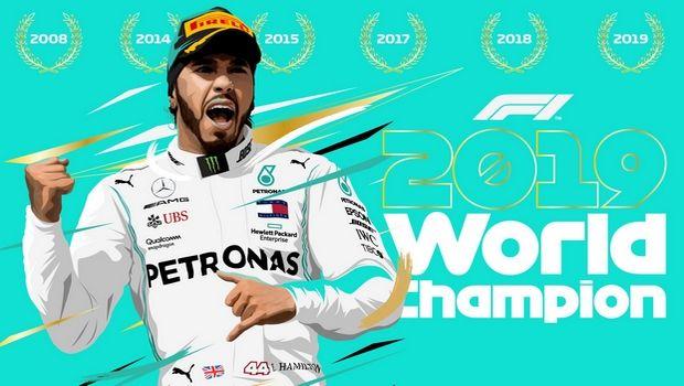 Χάμιλτον: Τα μυθικά επιτεύγματα του Βρετανού - Formula 1