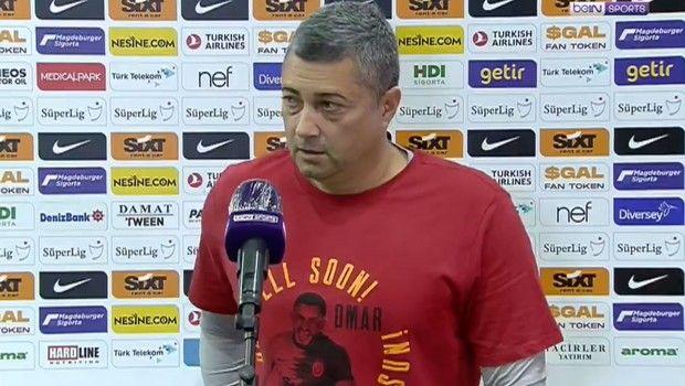 Γαλατασαράι - Αντάλιασπορ: Βγήκαν στο γήπεδο με μπλουζάκια Ομάρ