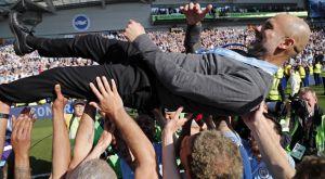 Premier League: Η απονομή του τίτλου στην Μάντσεστερ Σίτι (VIDEO)