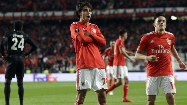 Europa League: Προβάδισμα για Μπενφίκα, Άρσεναλ, Τσέλσι και Βαλένθια