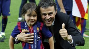 Ενός λεπτού σιγή στα ματς της La Liga για τον χαμό της κόρης του Λουίς Ενρίκε
