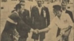 14/10/1951: Όταν η Εθνική Ελλάδας έπαιξε σε Μασσαλία και Αλεξάνδρεια την ίδια μέρα!