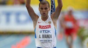 Τριετής αποκλεισμός στον Ιβάνοφ για ντόπινγκ, έχασε και χρυσό παγκόσμιο μετάλλιο