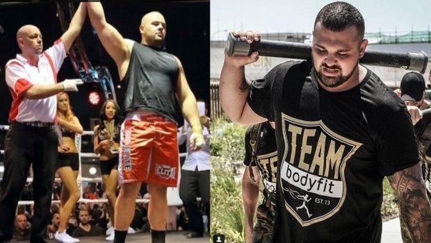 O Alex Simon απειλεί τους heavyweight του πλανήτη