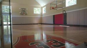 """Το """"φτωχικό"""" του Σκότι Πίπεν έχει το απόλυτο γηπεδάκι μπάσκετ"""