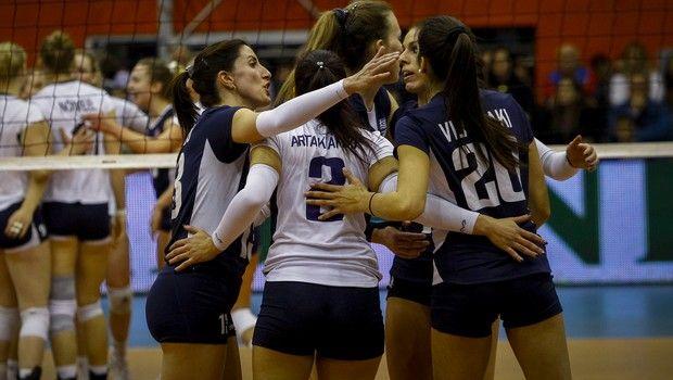 Silver League: Πρεμιερα με νίκη για την Εθνική γυναικών