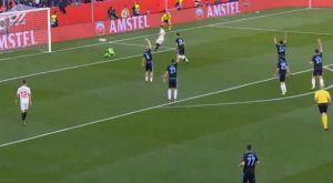 Σεβίλλη – Λάτσιο: Ο Μπεν Γεντέρ νίκησε τον Στρακόσια για το 1-0