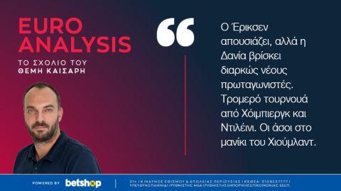 Euro 2020: Τόμας Ντιλέινι, ο gladiator της Δανίας