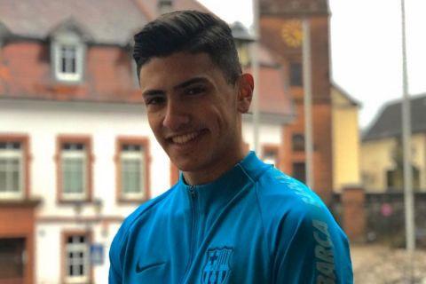 Στη Μαρίτιμο ο 18χρονος τερματοφύλακας Κάρολος Καββάδας