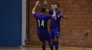 Τέσσερις ήττες για την Εθνική futsal στο «Autumn Cup» της Κροατίας