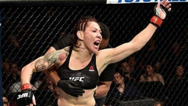 Η Cyborg σκέφτεται να βάλει τέλος στην καριέρα της στο UFC!