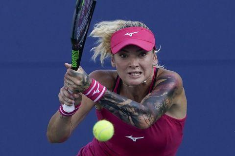Η Μαρτσίνκοβα στο US Open