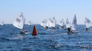 Ευρωπαϊκό Πρωτάθλημα Laser Radial στο ΝΟ Καλαμακίου
