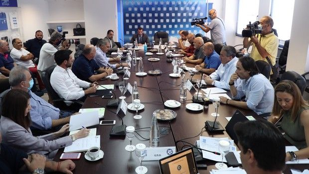 Super League: Επιστολή στην ΕΠΟ για την αναδιάρθρωση, ζήτησε τον ορισμό του μπαράζ