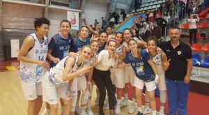 Σπαρτάκ – Νίκη Λευκάδας 66-62: Ιστορική πρόκριση στους ομίλους του EuroCup για τις Επτανήσιες!