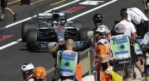 GP Γαλλίας (FP2): Επίδειξη ισχύος του Χάμιλτον