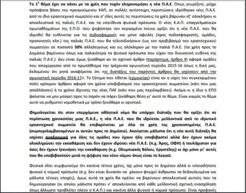 Επιστολή Εργοτέλη σε Κοντονή για την εκκαθάριση