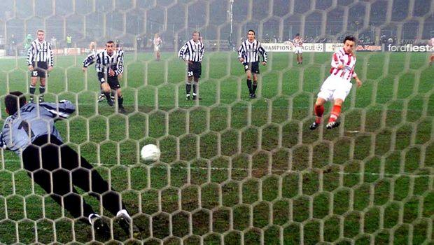 Γιουβέντους - Λιόν: Το γκολ με πέναλτι του Ντεπάι θύμισε στους Ιταλούς τον Νινιάδη