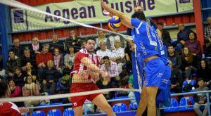 VolleyLeague ανδρών: Τα ζευγάρια και το πρόγραμμα των ημιτελικών
