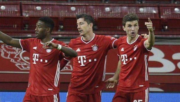Bundesliga: Πεντάρα με ανατροπή η Μπάγερν, νίκη για την Ντόρτμουντ