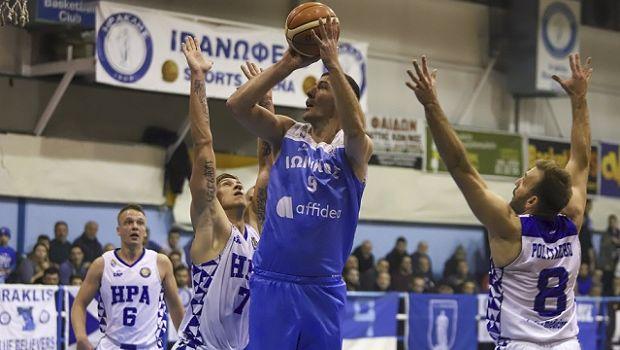 Ιωνικός Νίκαιας: Με Πετροδημόπουλο στην Basket League