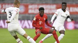Μπάγερν – Άιντραχτ: Δύο γκολ σε τρία λεπτά για τους Αετούς