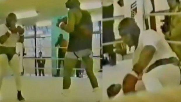 Η γροθιά που… κουδούνισε τον Mike Tyson σε σπάρινγκ