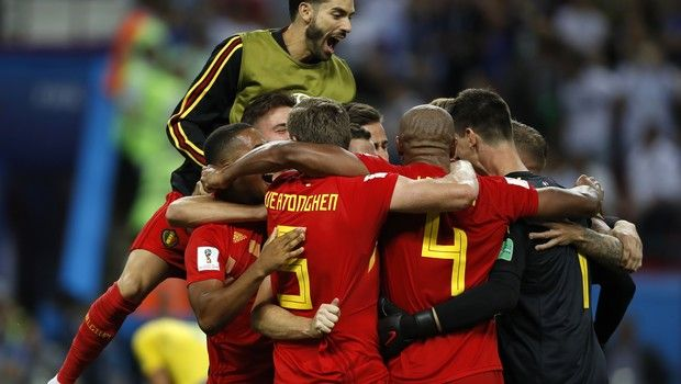 «Διαβολεμένο» Βέλγιο και σοκ για Βραζιλία! ( photos+ video)