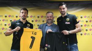 ΑΕΚ: Συνεχίζουν μαζί με LG