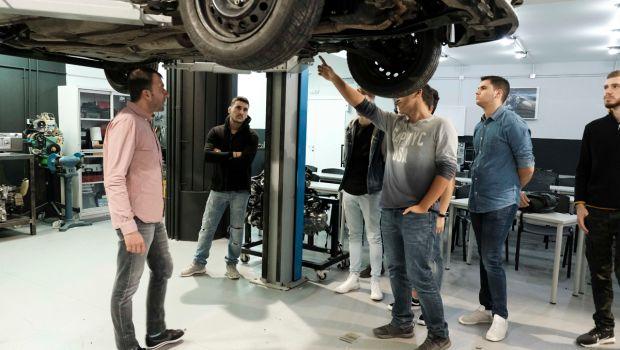 Τεχνικά Επαγγέλματα στην πρώτη σχολή Μηχανολογίας στην Ελλάδα