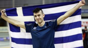 Ο Τεντόγλου κορυφαίος Ευρωπαίος με 8,10 μέτρα στο ξεκίνημα της θερινής σεζόν