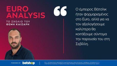 Ο Τόμας Βάτσλικ μέσα από την Opta: Έτσι πήγε την Τσεχία στους 8 του Euro 2020