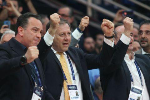 """Αγγελόπουλος: """"Η EuroLeague δεν έχει τα αθλητικά κριτήρια που υπερασπιζόμαστε"""""""