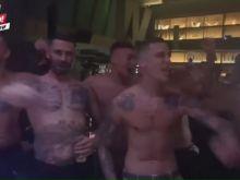 ΑΕΚ: Το ξέφρενο πάρτι του Βράνιες και τα υβριστικά συνθήματα κατά του Ολυμπιακού