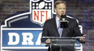 Ο χορηγός του NFL Draft ζητάει να αποδοκιμαστεί ο Κομισάριος για… καλό σκοπό