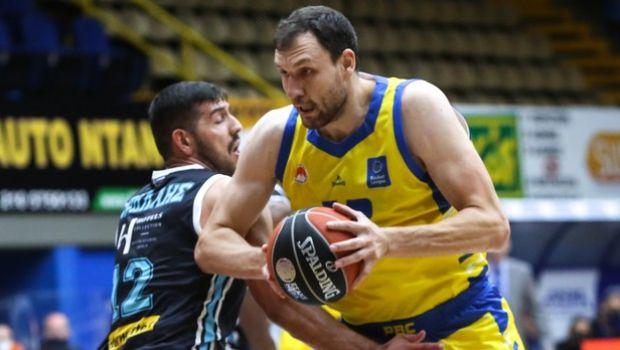 Κόντρα στην Ρίγα το Περιστέρι για το BCL, ντέρμπι Άρη - Ηρακλή στην Basket League