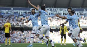 Premier League: Διαστημική Σίτι, σκόρπισε 8-0 την Γουότφορντ