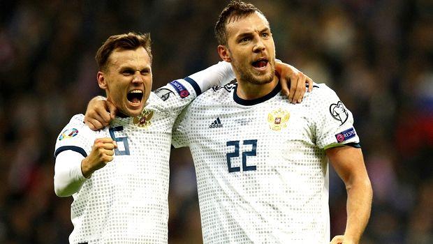 Προκριματικά Euro 2020: Τεσσάρα η Ρωσία, με το δεξί η Ουαλία