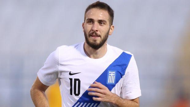 Μολδαβία - Ελλάδα: Με γκολάρα Φορτούνη το 0-1