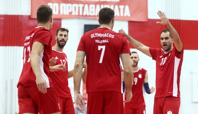 olympiakos volley andron