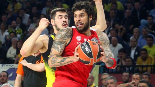 Η κριτική των παικτών του Ολυμπιακού στον τελικό της EuroLeague