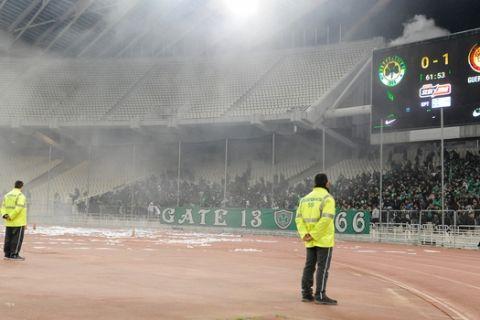 LIVE: Παναθηναϊκός - Ολυμπιακός
