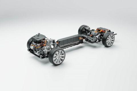 Το νέο υβριδικό plug-in σύστημα της Volvo