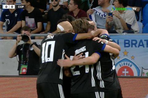 Σλόβαν Μπρατισλάβας - Κοπεγχάγη 1-3: Επιβλητικο πέρασμα για την ομάδα του Ζέκα