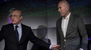 Ρεάλ Μαδρίτης: Τα είπε με Ζιντάν και παίκτες ο Πέρεθ