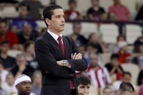 """Σφαιρόπουλος: """"Να προσέξουμε τους νεαρούς παίκτες"""""""